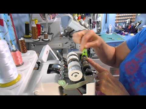 Xxx Mp4 How To Clean Thread Guides On A Janome MB4 Embroidery Machine 3gp Sex