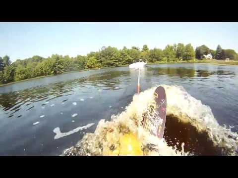 Summer 2013 Waterskiing