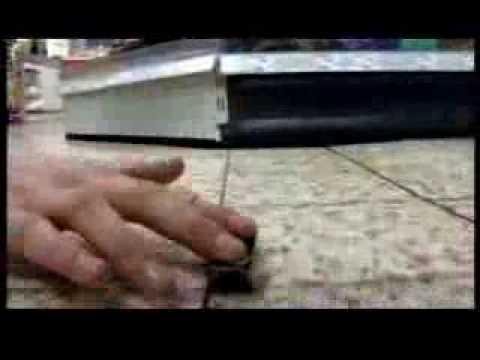 skate a dedos comercial