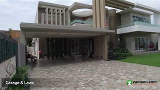 2 KANAL HOUSE IS AVAILABLE FOR SALE IN BLOCK R DHA LAHORE