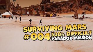 Surviving Mars - Hard Challenge - 530% ???? #004 [Let's Play][Gameplay][Deutsch]