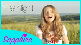 Jessie J - Flashlight (from Pitch Perfect 2) - cover by 12 year old Sapphire