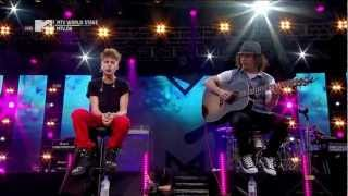 Justin Bieber Be Alright at MTV World Stage Malaysia