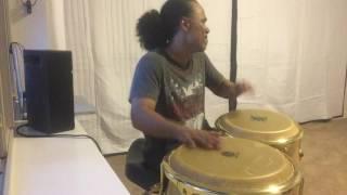 Paoli Mejias Language of the conga drums