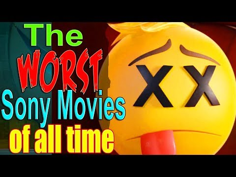 The Worst Sony Animated Movies of all Time