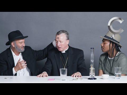 Xxx Mp4 A Rabbi A Priest And An Atheist Smoke Weed Together Strange Buds Cut 3gp Sex