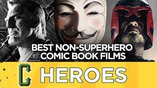 The Best Non-Superhero Comic Book Films