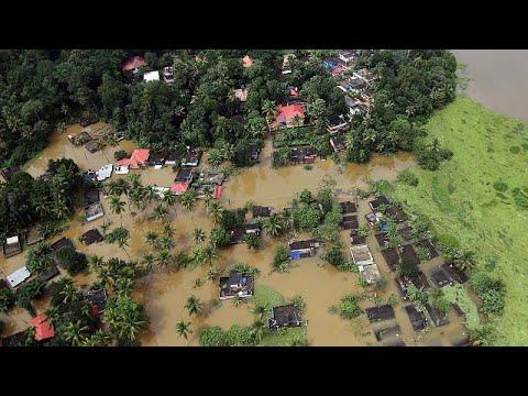 Xxx Mp4 Indian PM Pledges Aid As Rain Lets Up In Kerala 3gp Sex