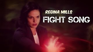 Regina Mills | Fight Song [+6x03]
