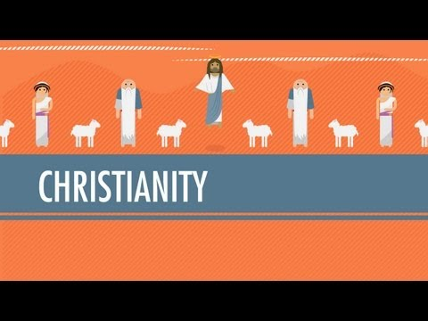 watch Christianity from Judaism to Constantine: Crash Course World History #11