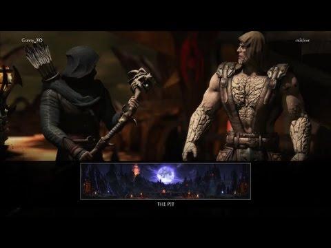 MKXL: Noble GunShow (Ancestral/Kung Jin) vs m2dave (Aftershock/Tremor) - Online Set