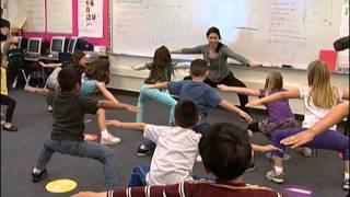 Teaching Artist Project: Dance, Grade 2, Lesson 2, Segment A, Warm-up [2D2A]