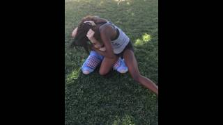 Girl fight part 2