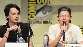 X-Men: Apocalypse Panel Part 1 - Comic Con 2015