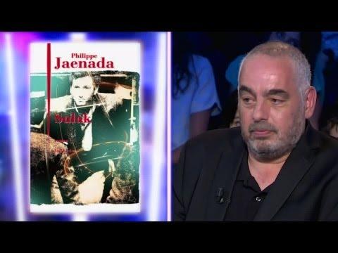 Philippe Jaenada & le grand bandit «Sulak» On n'est pas couché 7 juin 2014 #ONPC