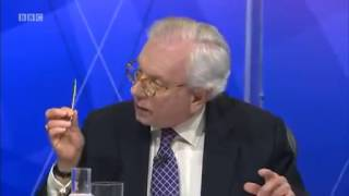 David Starkey Schools Muslim about why Islam is Primitive and Backwards
