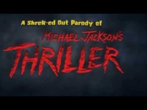 Shrek Thriller Tributo a Michael Jackson