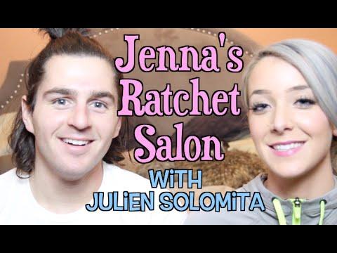 Jenna s Rachet Salon With Julien Solomita