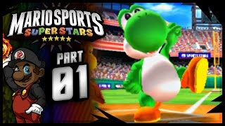 "Mario Sports Superstars - Baseball Gameplay PREVIEW | ""SWING FOR THE FENCES!"""