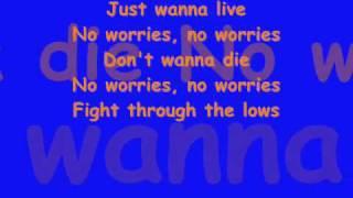 simon webbe no worries with lyrics