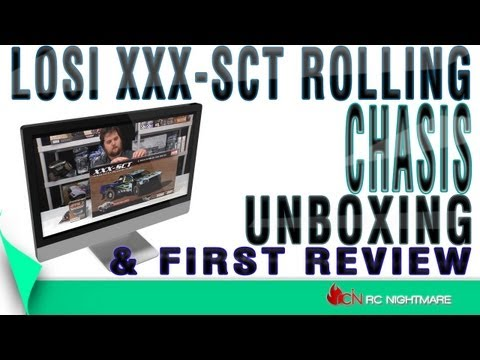 Xxx Mp4 Losi XXXSCT Rolling Chasis Unboxing Amp First Review 3gp Sex