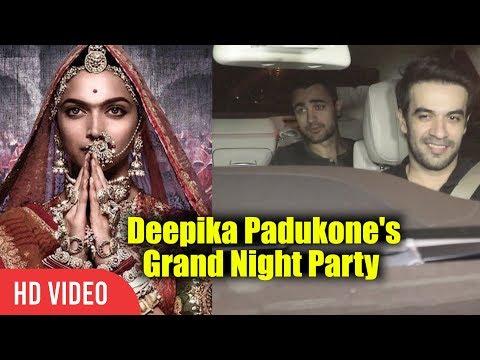 Xxx Mp4 Imran Khan At Deepika Padukone S Full Night Grand Party Padmavati Success 3gp Sex