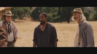 Django gets free and kills Tarantino like a boss scene - Django