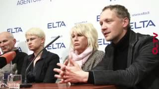 Mergaitės paėmimo iš Venckų namų spaudos konferencija (2 dalis)