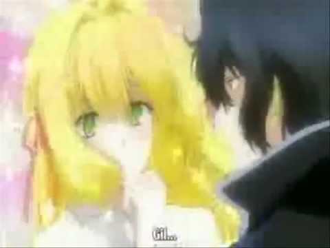 regalame un beso anime mix
