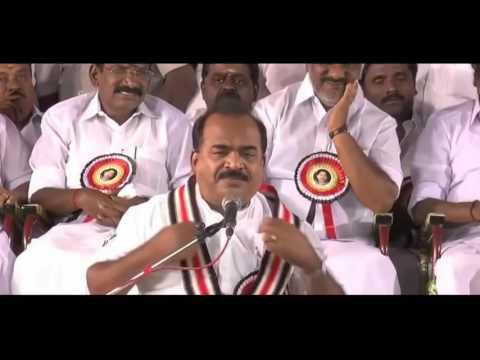Nanjil sampath Funny Speech Against ADMK & DMK