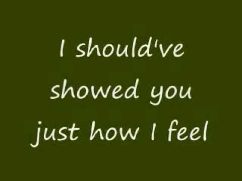 Chris Brown - Should've Kissed You (Lyrics) F.A.M.E Album
