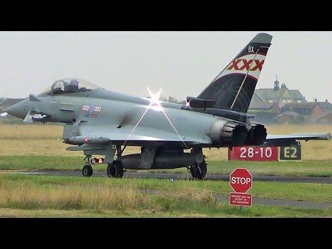 Xxx Mp4 ZK343 RAF Display Team XXX Tailfin Eurofighter Typhoon 3gp Sex