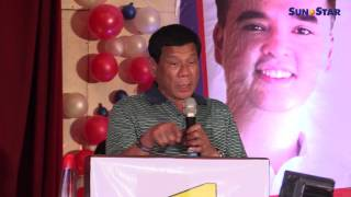 Duterte to Australian and US ambassadors: Hindi niyo alam ang totoo