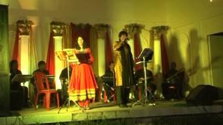 singer charan singhsaregama , gujarati Dandia Raas , navrangi chunri