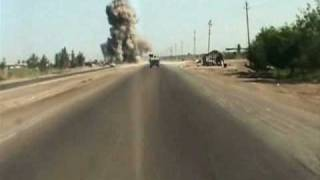 US Army Ambushed + Firefight IRAQ