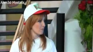 كنزة مرسلي في جلسه السوشيال ميديا 1/11/2014 HD