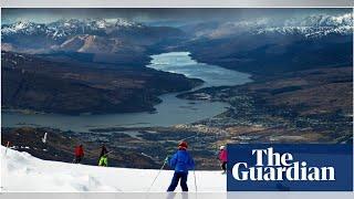Lack of snow leaves Scotland