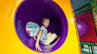 Busfabriken Lekland Indoor Play Area Fun for Kids