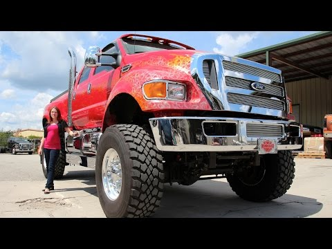 Extreme Super Truck The Kings Of Customised Picks Ups