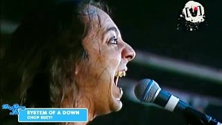 System Of A Down - Chop Suey! live【Big Day Out   60fpsᴴᴰ】