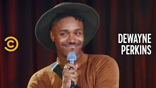 "When You're Turned On by ""Scared Straight"" - Dewayne Perkins - Stand-Up Featuring"