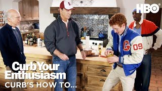 How To Open a Pickle Jar | Curb Your Enthusiasm (2017) | Season 9