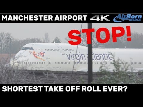 Xxx Mp4 Shortest Take Off Roll Ever Take Off Clearance Cancelled At Last Moment Manchester Airport 3gp Sex