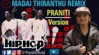 #Praniti | Madai Thiranthu | #YogiB and Natchatra | Malaysian #TamilHipHop