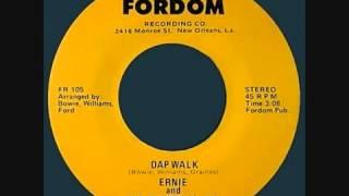ERNIE AND THE TOP NOTES, INC - Dap Walk, 1972