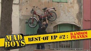 Mad Boys best-of Ep #2: Random Pranks