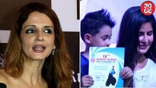Sussanne On Kangana - Hrithik Controversy | Akshay - Katrina Attend A Self Defense Event