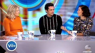 James Franco & Maggie Gyllenhaal (The Duece) - The View