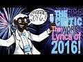 The Top 9 Worst Lyrics of 2016