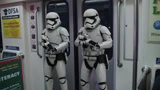 Verbal Ase Star Wars commercial